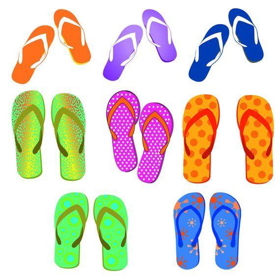 26++ Flip flops clipart free info