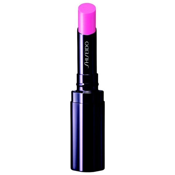 """Shiseido Shimmering Rouge PK415 """"SORBET"""". Ein sehr blasses, eisiges Rosa. Tipp: Sorbet kann mit einem schlichten Augenmakeup süß und klar wirken, oder etwas verruchter mit dunklen Augen."""