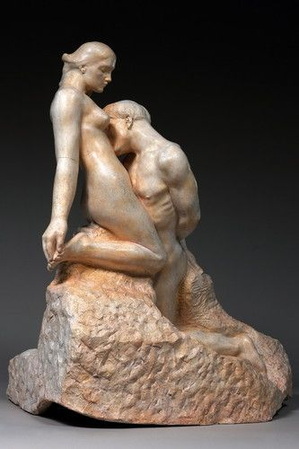 Such amazing curves & beauty. Love Rodin's sculptures.