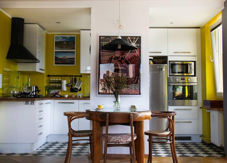 Kuchnia - aranżacje, inspiracje, pomysły - HomeSquare - strona 1