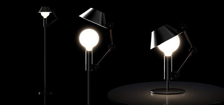 Настольный светильники MR LIGHT. Интернет-магазин модных светодиодных светильников CENTRSVET.RU