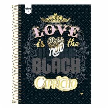 Caderno Universitário Top Capricho - CAPRICHO
