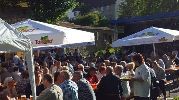 Pfingsthocktse in Weil der Stadt - Juni 2017