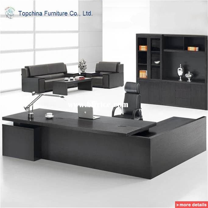 Design Wooden Executive Office Desk