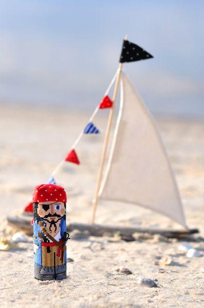 Живущая на Радугe: Пират Капитан Джек / Captain Jack The Pirate