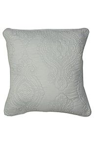 FILIGREE MICROFIBRE SCATTER CUSHION
