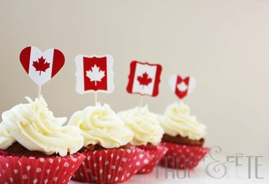 crafting and creativity: things I like thursday- Canada Day Ideas