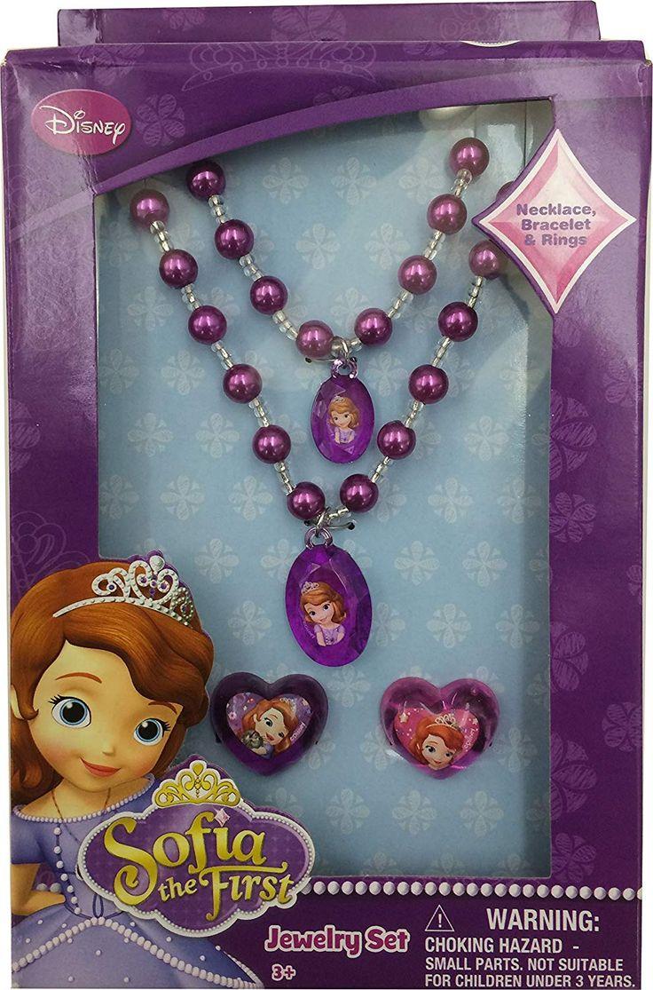 Der Spielzeugtester hat das Joy Toy 115038 – Disney Sofia Schmuckset – Perle… – Spielzeugtester