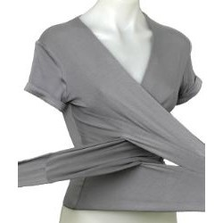 Ballet Wrap Top - Short Sleeve $109.9 (AUD) | FREE Delivery