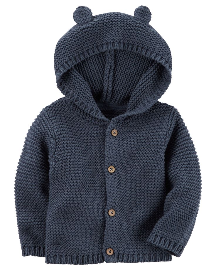 Hooded Cardigan | Carters.com