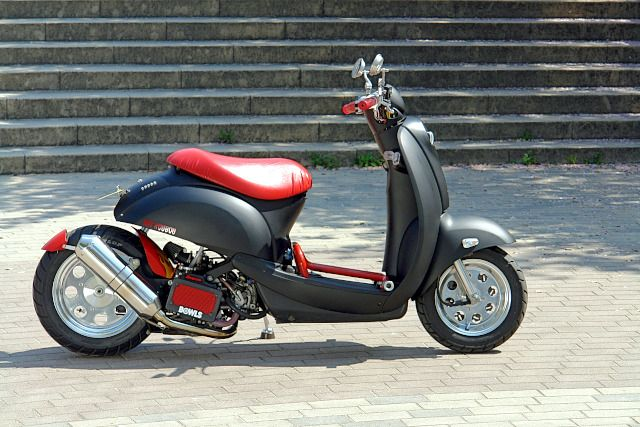 56 best images about Modified Scooter & Ruckus on ...