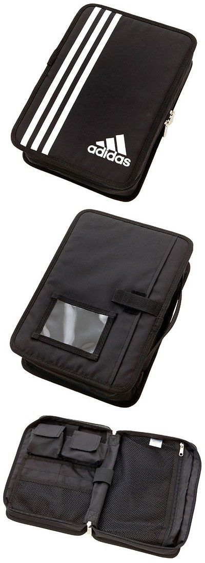 Other Soccer 2914: New Adidas Japan Football Referee Bag Case Black Kq833 -> BUY IT NOW ONLY: $41.88 on eBay!