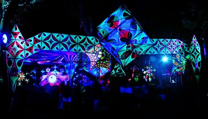Trance Party Edm Neon Psychedelic Decor  I Know This