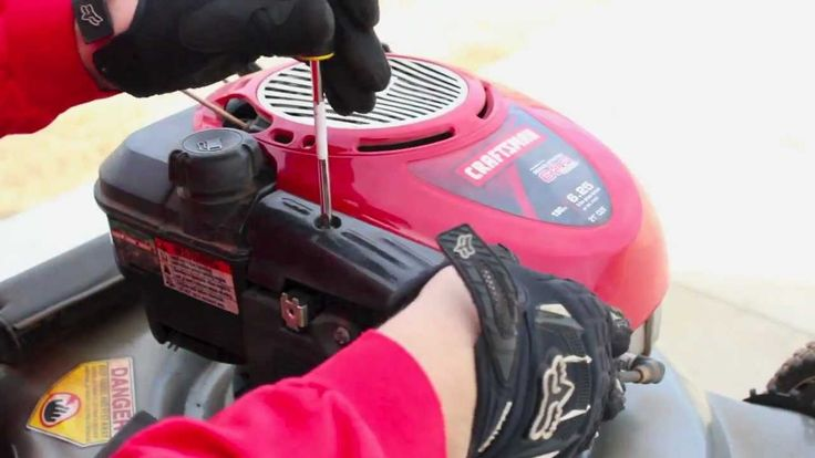 Watch how to complete a full tune up on your lawn mower to help it run perfectly. I show how to replace the blade, spark plug, clean the carburetor, replace ...