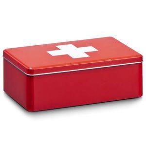 1000 id es sur le th me armoires rouges sur pinterest armoires de cuisine r - Boite a pharmacie originale ...