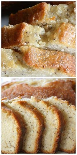 We have many different kinds of fresh bread similar to this delicious poppyseed bread! http://www.pinterest.com/pin/36239971976805800/ #YYC #YYCEats #YYCFood
