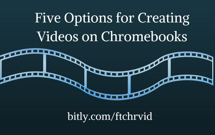 Free Technology for Teachers: By Request – Five Options for Creating Videos on C…