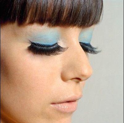 $3.03   Permanent False Eyelash Extension Kits, 12 Lines/Tray Wimper Individual Eyelash, Professional Volume Lashes Silk Cilia Salon Use