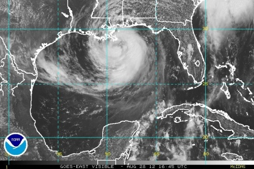Isaac Upgraded to a Hurricane, Slams Into Louisiana - Hurricane Isaac slammed into into Louisiana at 6:45 p.m. Tuesday, more or less right at the mouth of the Mississippi River, driving a wall of water nearly 9 feet high ashore in some areas as it moved slowly but relentlessly in the direction of New Orleans.: Isaac Slammed, Tooth Smile, Hurricane Isaac, Dental Service, Mississippi Rivers, Service Teeth, Smile Mouths, Cheap Dental, Teeth Tooth