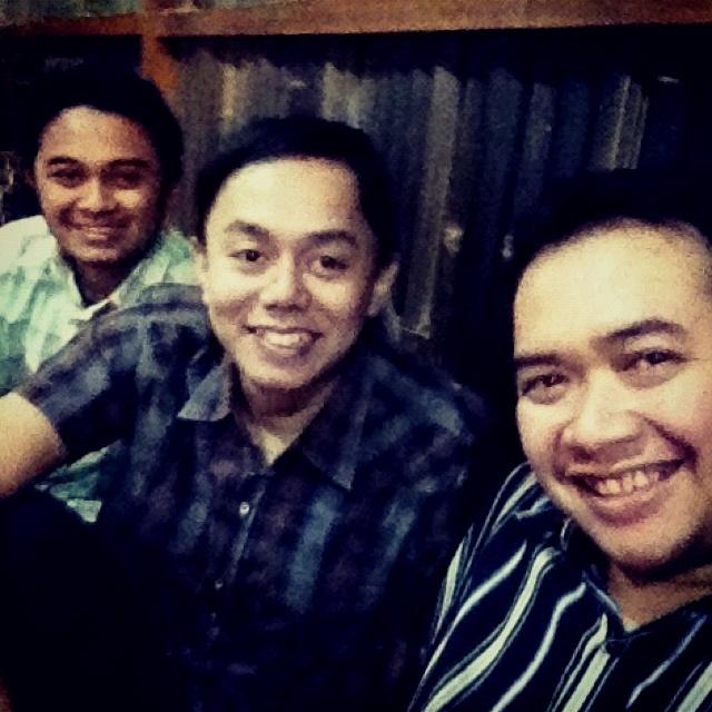 Buka Puasa Dplus crew w/ Eka Septianto & Yusep Sukandar