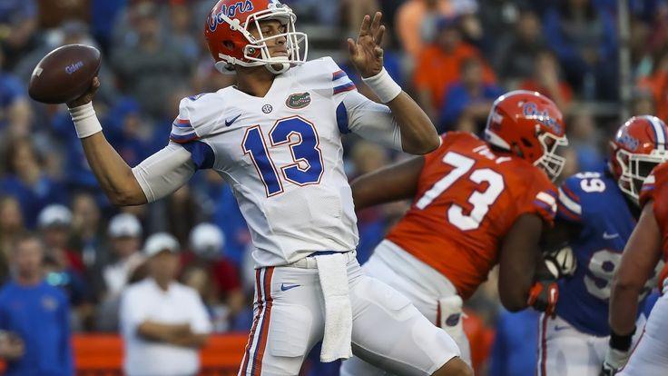 Florida Gators Football - 2017 Spring Game Highlights [HD]