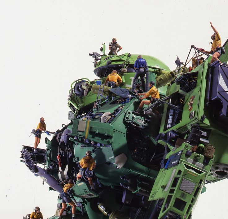 """GUNDAM GUY: The 17th All Japan """"ORA-ZAKU"""" Championship 2014 Contest - Submission Phase Begins (Japan Only)"""