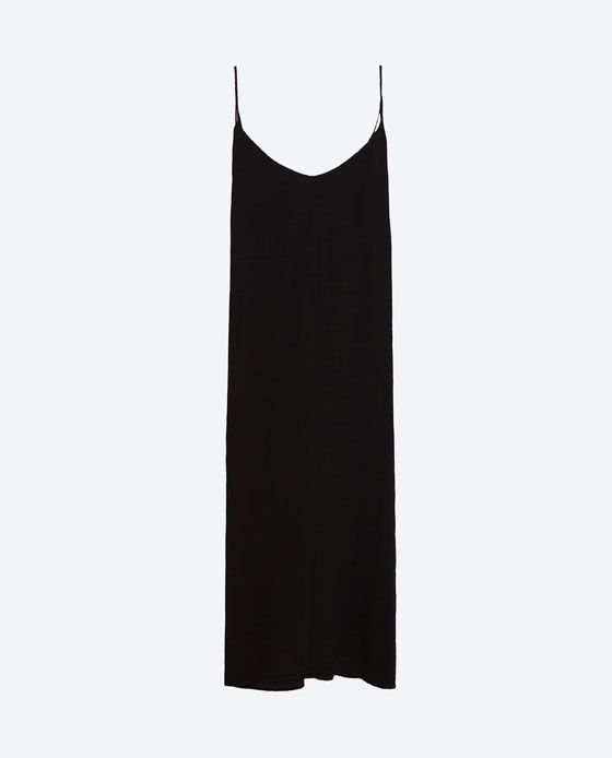 Image 8 of OPEN BACK DRESS from Zara