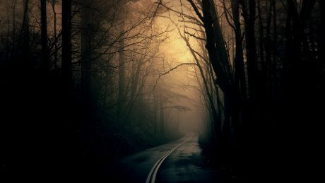 Dark country road wallpaper 1920 x 1080 | Free Wallpapers ...