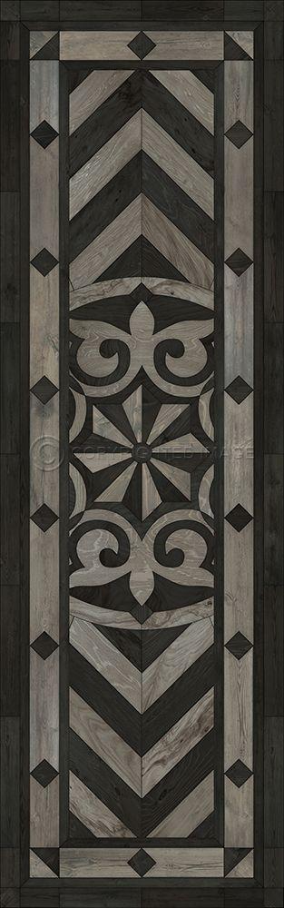 Pura Vida Home Decor - Caledonian: Expect a Masterpiece vinyl floor cloth, $50.00 (http://stores.puravidahomedecor.com/caledonian-expect-a-masterpiece-vinyl-floor-cloth/)