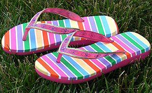 Arcobaleno Infradito 7 modi per migliorare la tua Estate Flip Flops