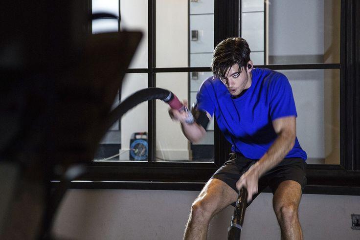 Jabra Elite Sport True Wireless Earbuds. Coming soon to transform our fitness regime.