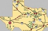 Top 50 camp sites in Texas