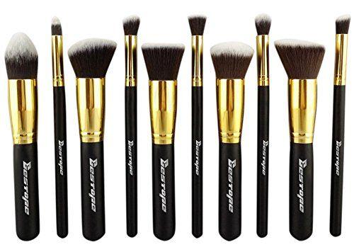 BESTOPE® 10 pcs Professional Multifunction Makeup Brush BESTOPE http://www.amazon.com/dp/B00JXD5SNE/ref=cm_sw_r_pi_dp_bw0Lub0HBG5ES