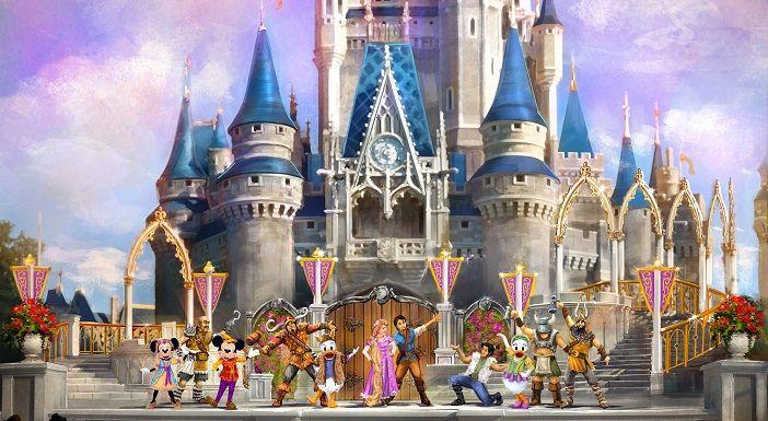 『フロリダ ウォルト・ディズニー・ワールド・リゾート 』 ミッキーとアナ雪が初共演!注目の新ショー&グリーティングを一挙に紹介!!