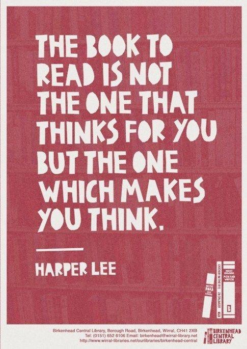 Harper Lee...from To Kill a Mockingbird