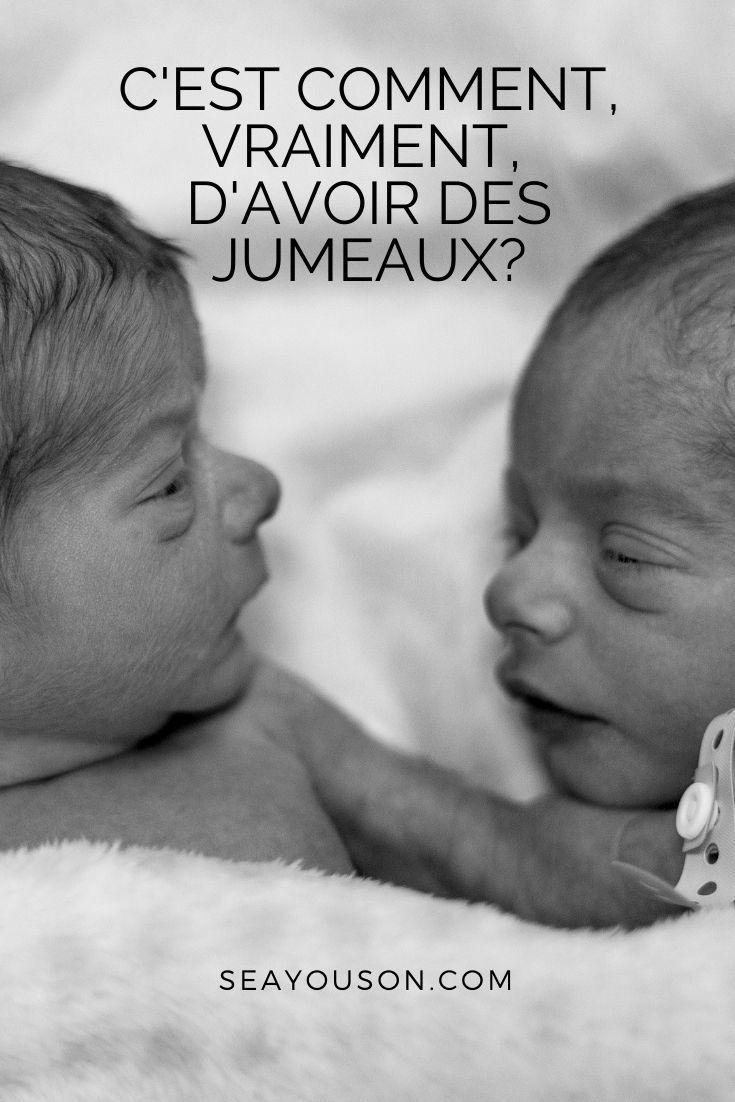 Comment Avoir Des Jumeaux : comment, avoir, jumeaux, C'est, Comment, D'avoir, Jumeaux