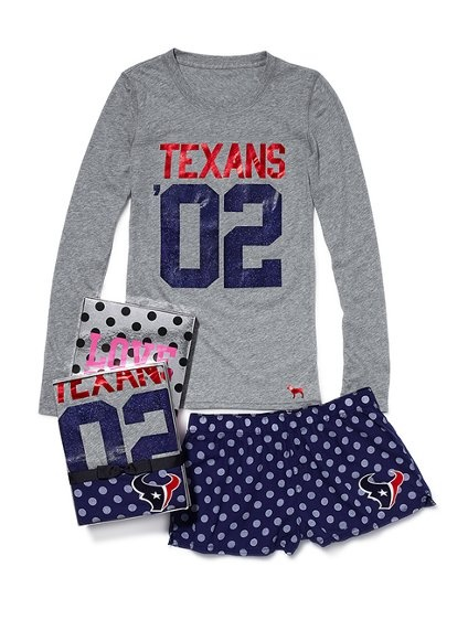 Texans Boxers and Tees I loveee this.