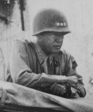 Historical Figures of World War II: George Patton: General George Patton in Sicily, 1943