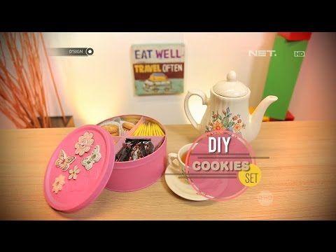 DIY: Cookies Set - dSIGN - YouTube