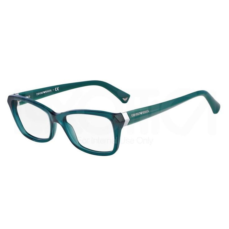 Occhiali da vista verde chiaro per unisex u8TFY9
