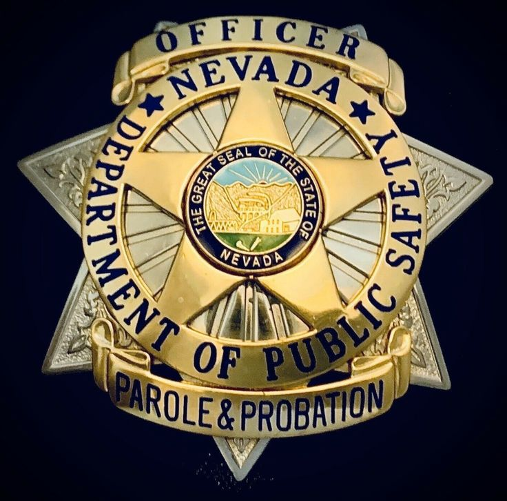 Officer, Parole & Probation, Nevada Department of Public