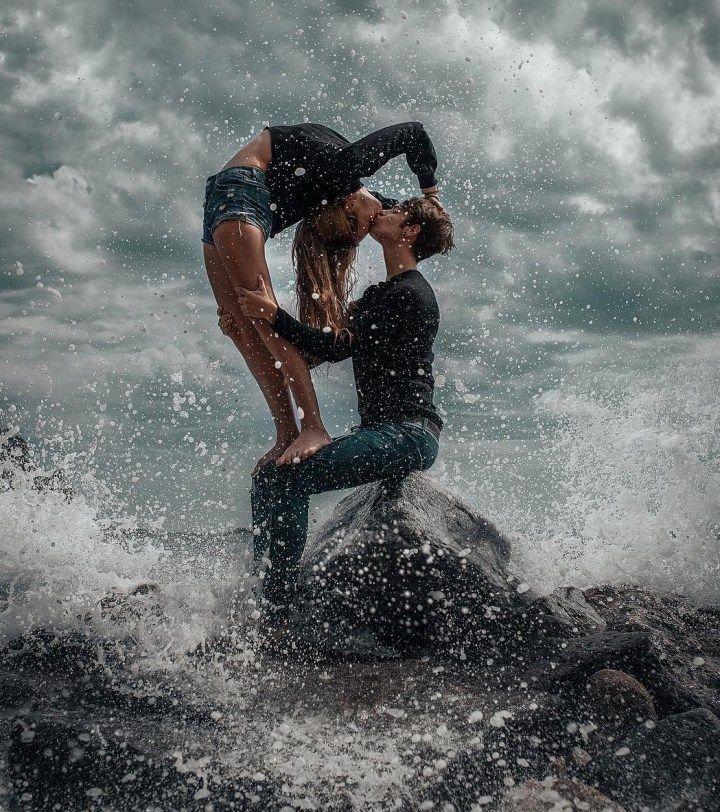 необычное фото картинок о любви платье пол лямочками