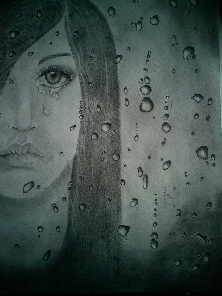 rain by vladena13.deviantart.com on @DeviantArt