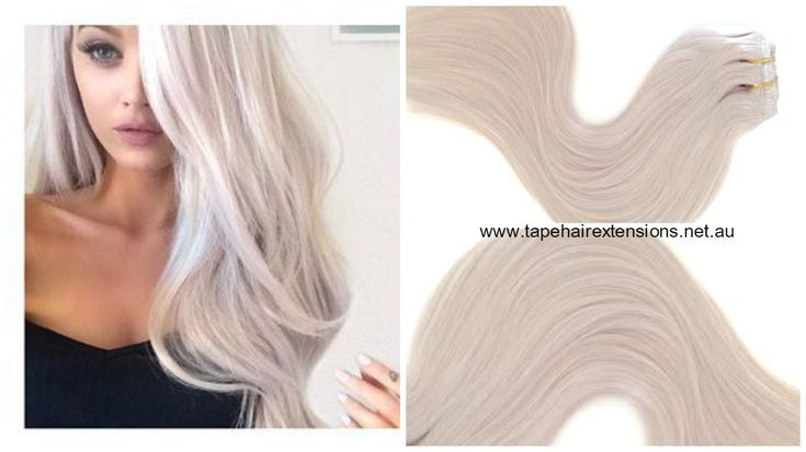 "Creamy Blonde Clip In Hair Extensions - 200 Grams -20 or 22"" www.tapehairextensions.net.au"