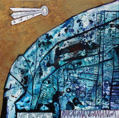 Works Unseen: Paintings by Robert Ellis - Auckland - Eventfinda