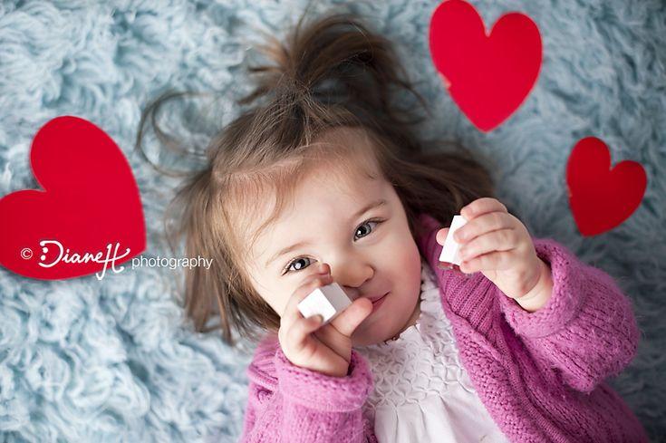 Valentine's Day Mini Session {Southeast, Mn Baby Photographer} » Southeast Minnesota Top Newborn, Child, Family, & Senior Portrait Photographer