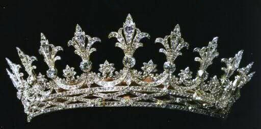 The Hesse Strawberry Leaf Tiara belongs to the Hessische Hausstiftung   Hessian House Foundation