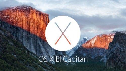 Les 10 principales caractéristiques de OS X 10.11 El Capitan