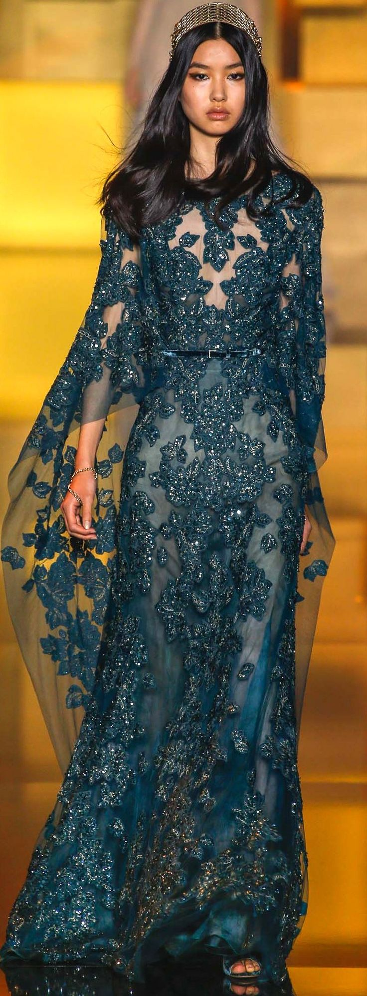 Elie Saab, Couture, Fall 2015