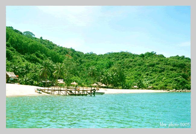 TOUR CU LAO CHAM ISLAND